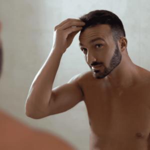Cura capelli uomo